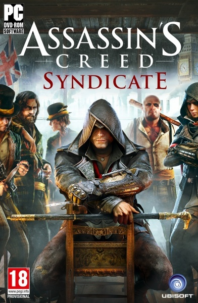 PC CD - Assassin's Creed Syndicate