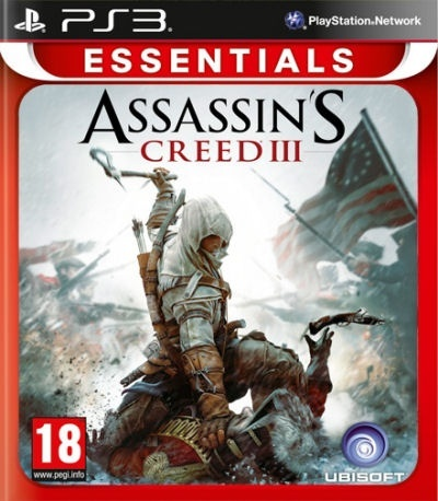 PS3 - Assassins Creed III. CZ Essentials
