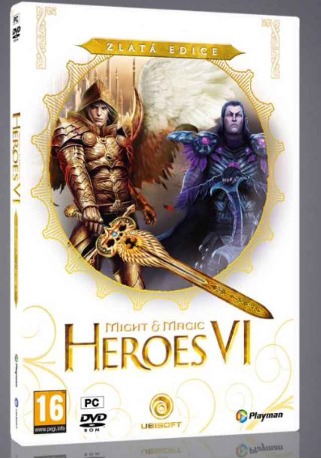 PC CD - Might & Magic Heroes 6 GOLD Edition