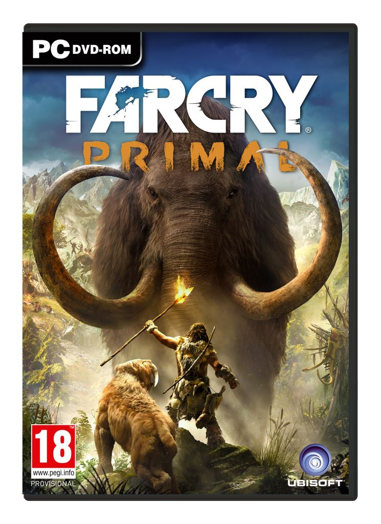 PC CD - Far Cry Primal