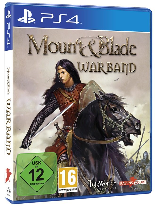 PS4 - Mount & Blade Warband