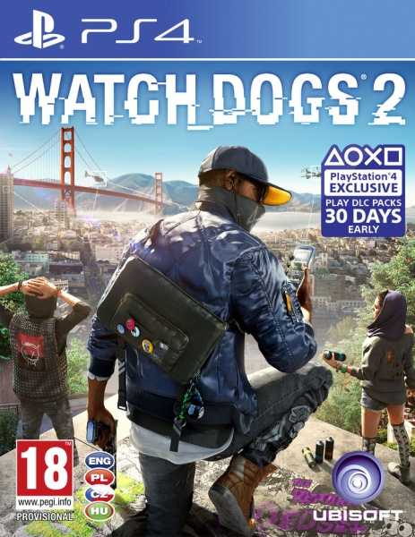 PS4 - Watch_Dogs 2