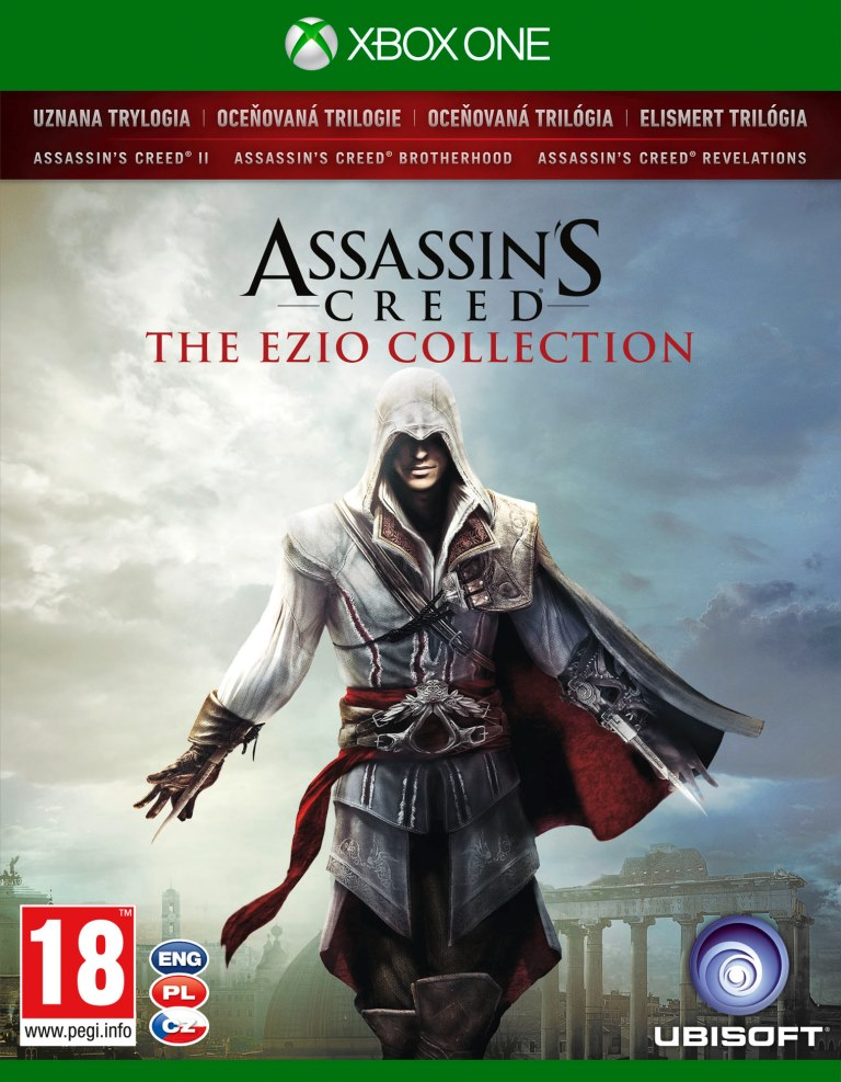 XONE - Assassin's Creed The Ezio Collection
