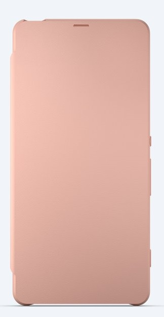 Sony Style Cover Flip SCR54 Xperia XA Rose Gold