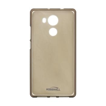 Kisswill TPU Pouzdro Black, Huawei Ascend Mate 8