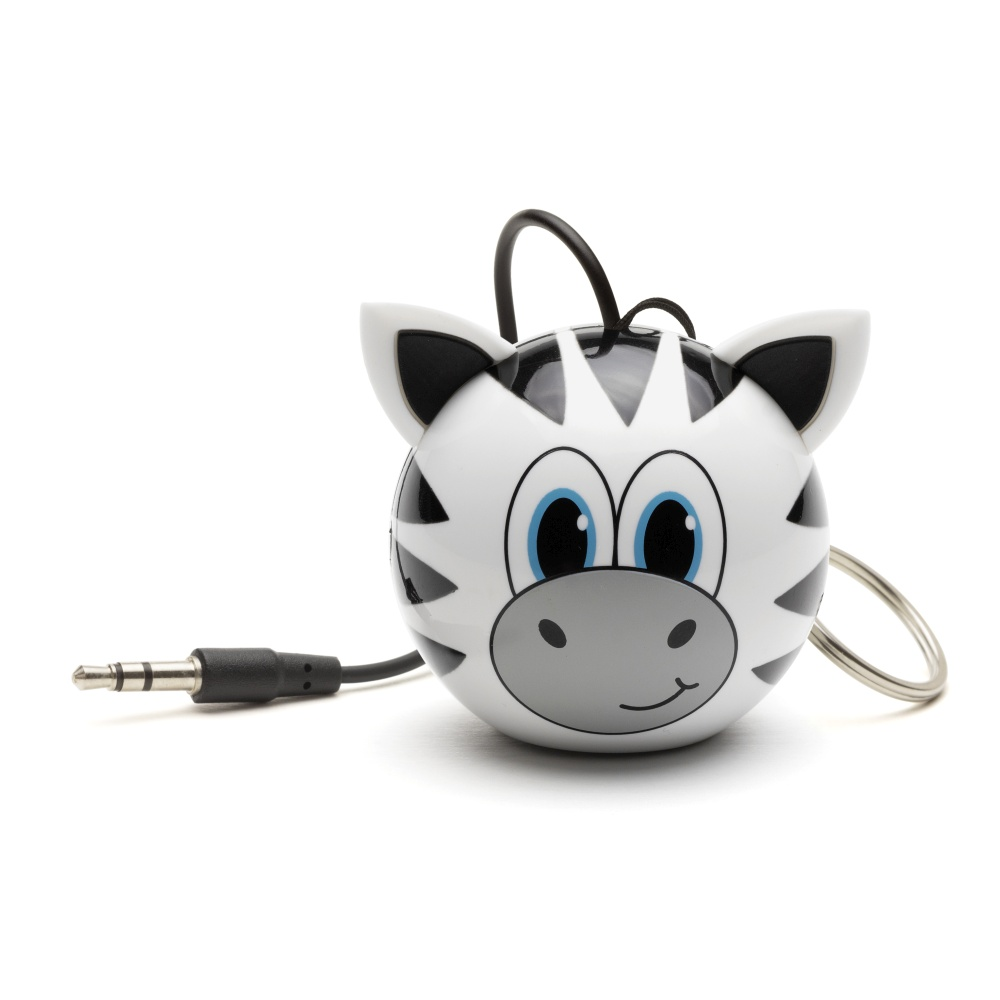 Reproduktor KITSOUND Mini Buddy zebra