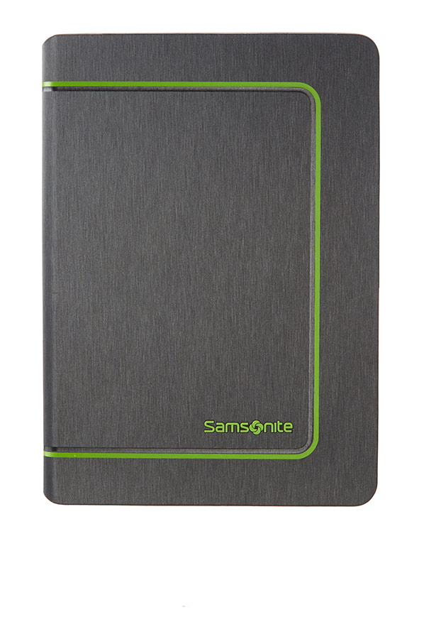 Sam. Tabzone Color Frame-iPad Air 2 Grey/Green