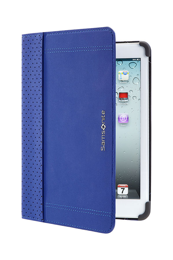 Samsonite Tabzone iPad Mini 3 & 2 Punched Blue