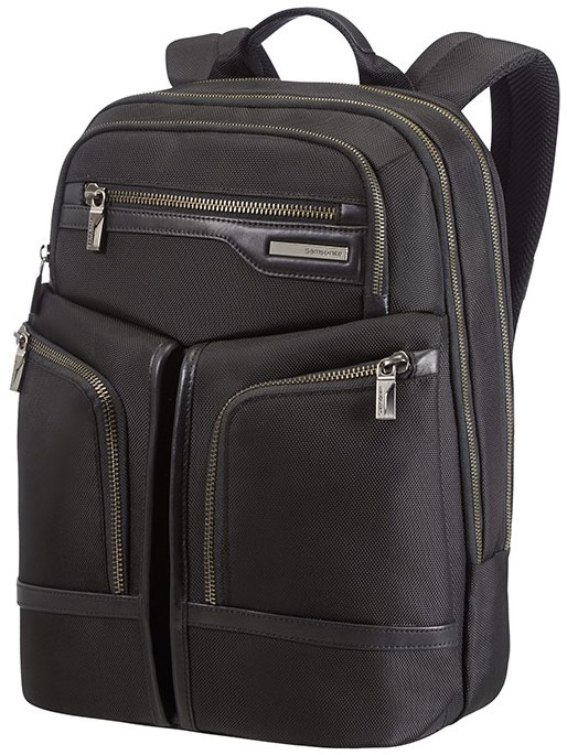 "Samsonite GT Supreme Lap. Backpack 15,6"" Black"
