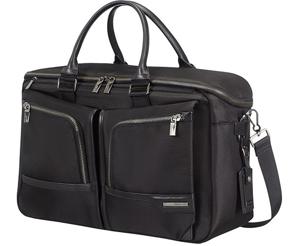 "Samsonite GT Supreme Weekend Duf. 50 14,1"" Black"