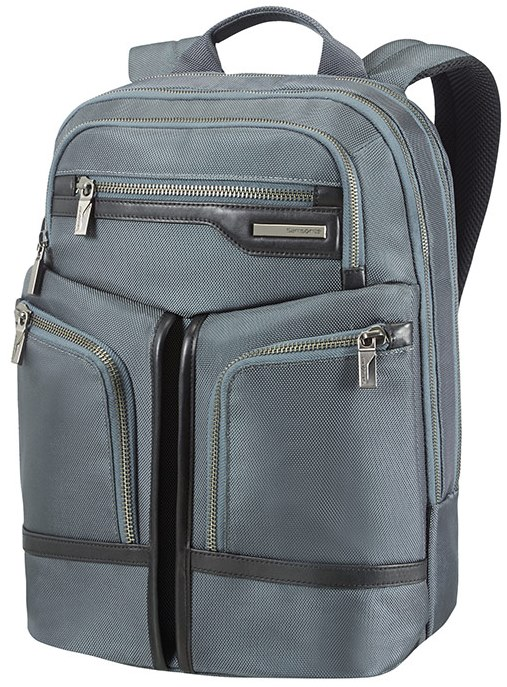 "Samsonite GT Supreme Lap. Backpack 15,6"" Grey"