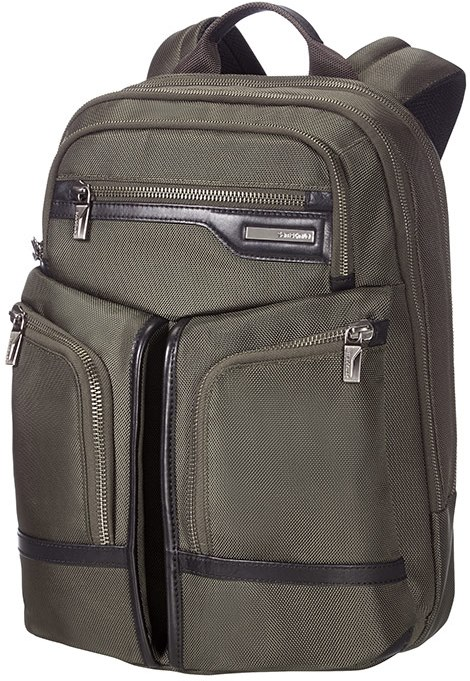 "Samsonite GT Supreme Lap. Backpack 15,6"" DarkOlive"