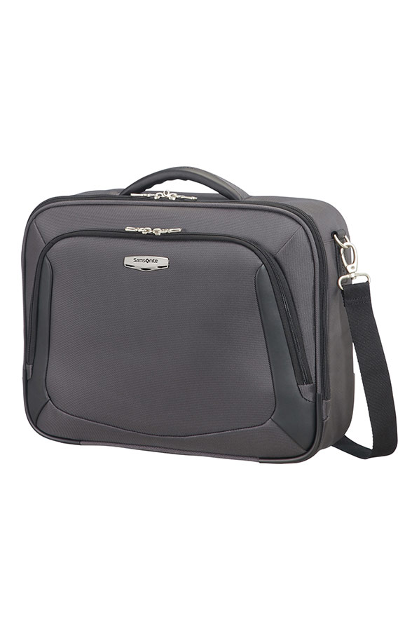Samsonite X'BLADE 3.0 LAPTOP SHOULD BAG Grey/Black