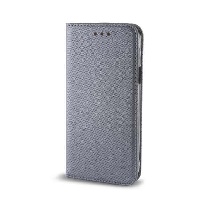 Pouzdro s magnetem Huawei Honor 4x steel