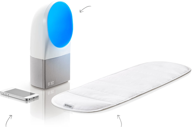 Withings Aura Smart Sleep System WAS01