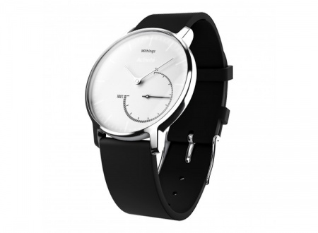 Withings Activité Steel - Black/White