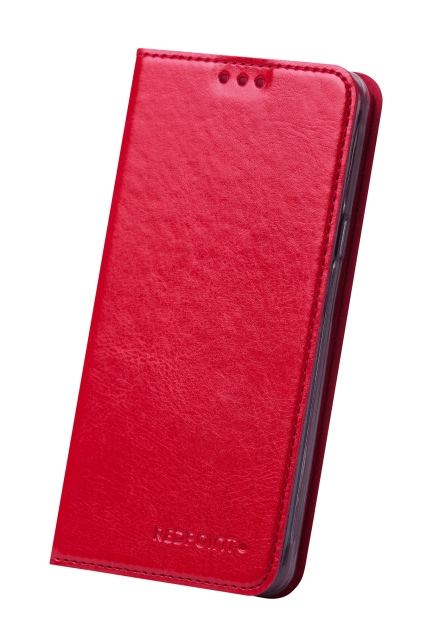 Pouzdro RedPoint Book Slim iPhone 5 Red