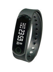 Bluetooth Smart fitness náramek Q-Band Q-66 HR
