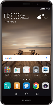 Huawei Mate 9 Dual Sim Space Gray