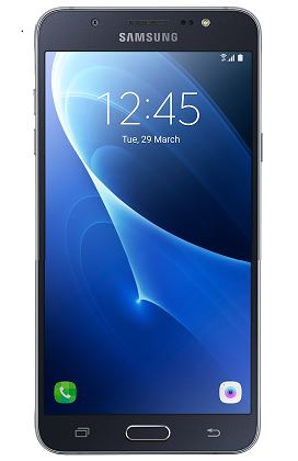 Samsung Galaxy J7 2016, Black Single SIM