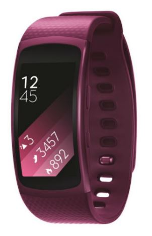 SAMSUNG Gear Fit2, Pink