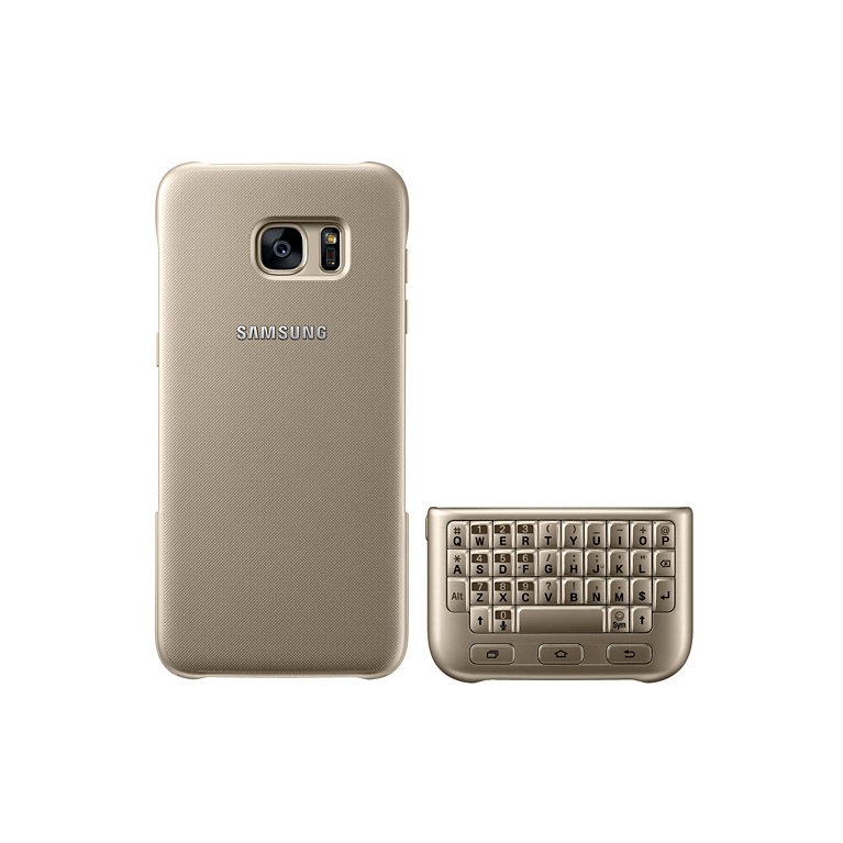 Samsung Keyboard Cover pro S7 edge(G935) Gold