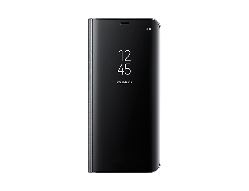 Samsung Clear View Cover pro S8+ (G955) Black