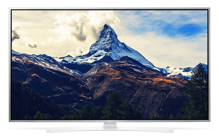 "LG 65"" LED TV 65UH664V SUPER 4KUHD/DVB-T2CS2"