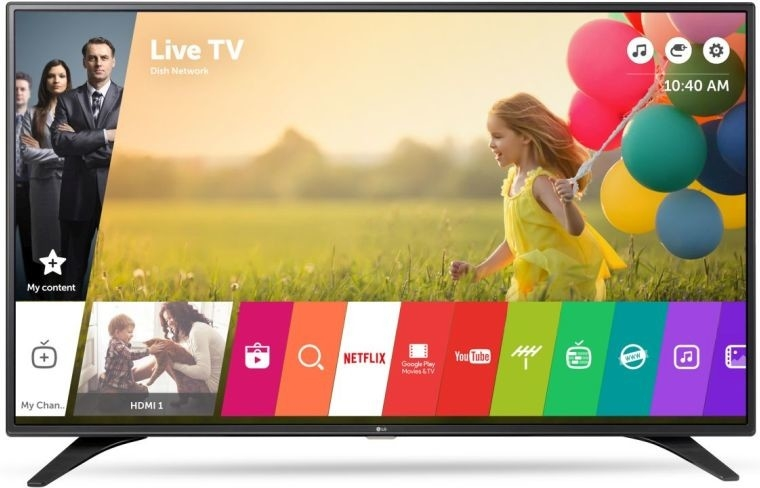 "LG 43"" LED TV 43LH6047 Full HD/DVB-T2CS2"
