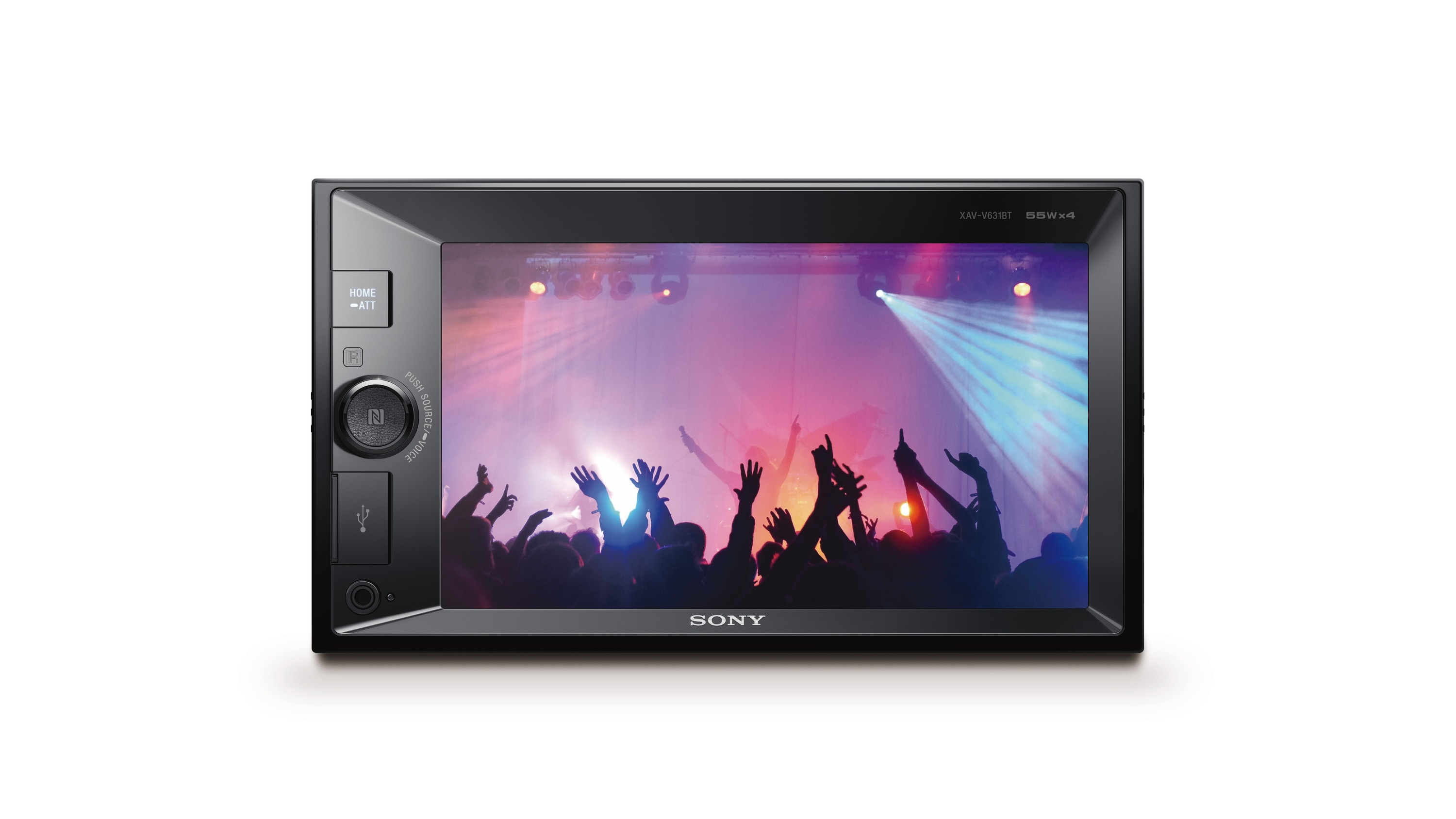Sony autorádio XAV-631BT dot. display BT/NFC