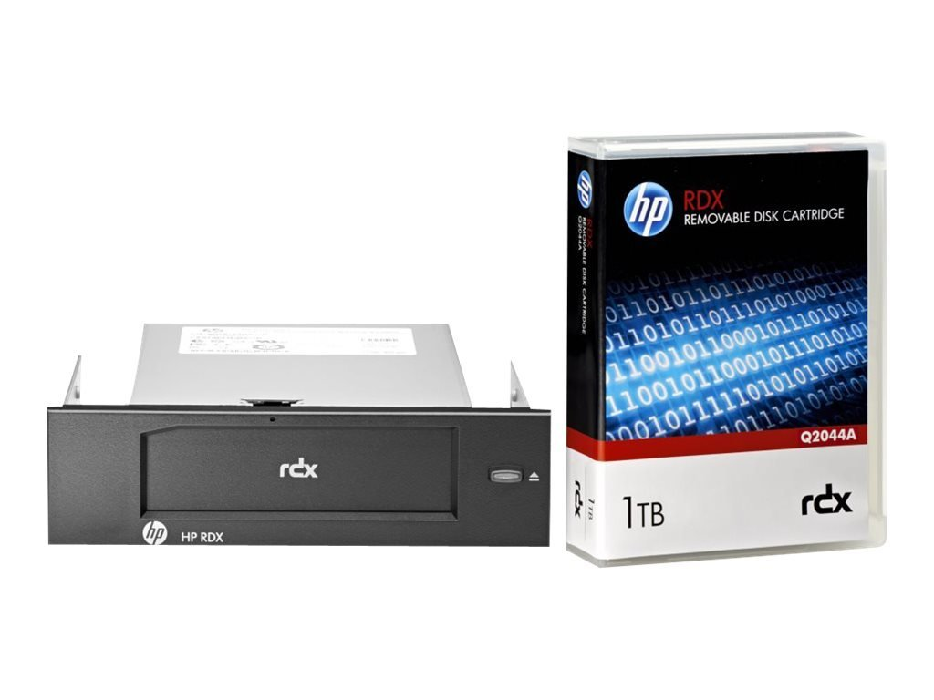 HP RDX1TB USB3.0 Int Disk Backup System