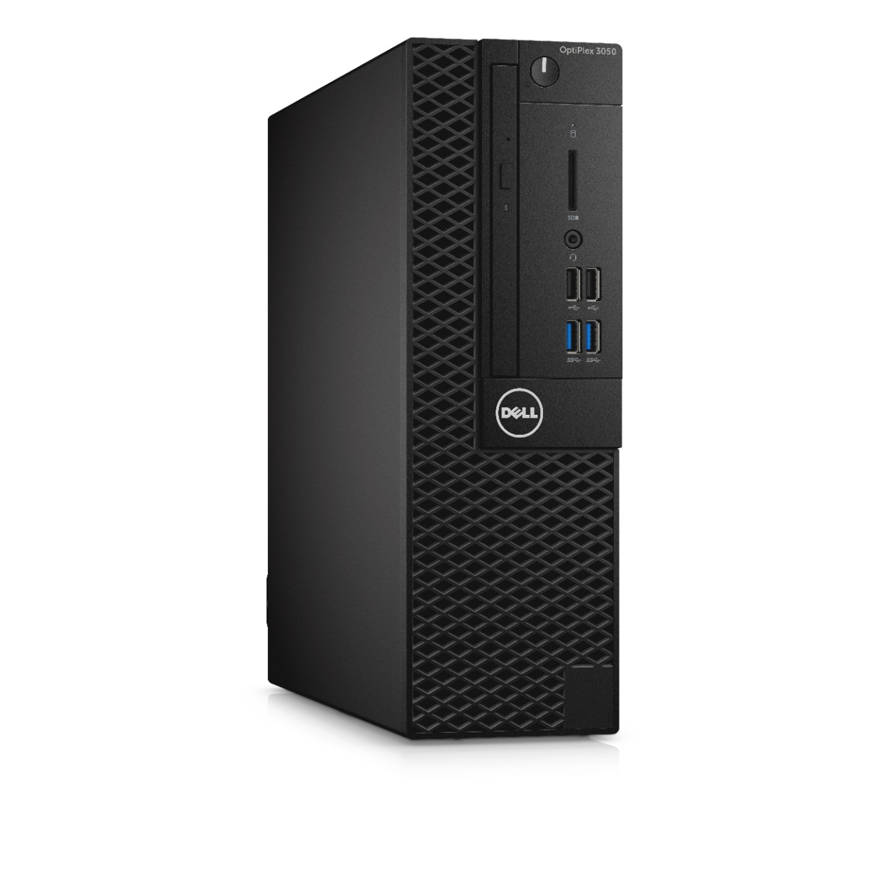 Dell PC Optiplex 3050 SF i5-7500/8G/1TB/DP/HDMI/DVD RW/W10P/3RNBD/Čern