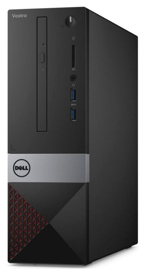 Dell PC Vostro 3250 SF i3-6100/4GB/500GB/VGA/HDMI/DVD-RW/WiFi+BT/W10P/