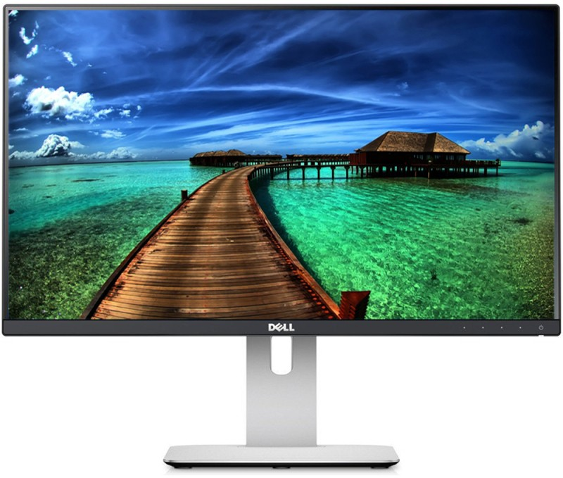 "24"" LCD Dell U2414H UltraSharp IPS/16:9/HDMI+DP - CZ distribuce"