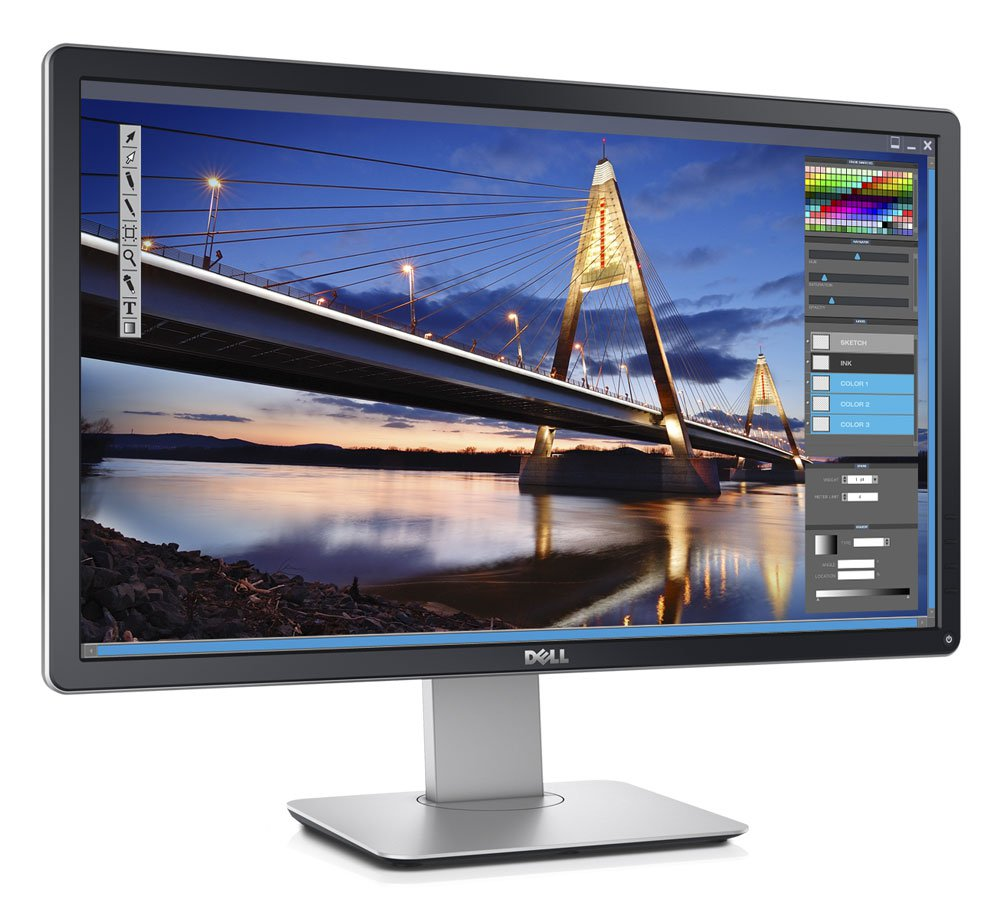"27"" LCD Dell UP2716D QHD 3H-IPS/16:9/HDMI/DP/USB - CZ distribuce"