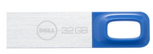 Dell 32GB USB Flash disk - modrý