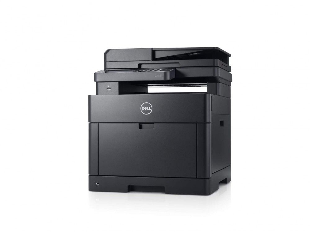 Dell H625cdw Colour Cloud MFP (A4, 23 ppm, 1GB RAM, duplex, DADF, 4,3""