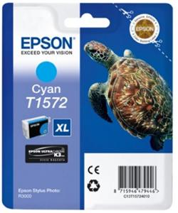 EPSON T1572 Cyan Cartridge R3000