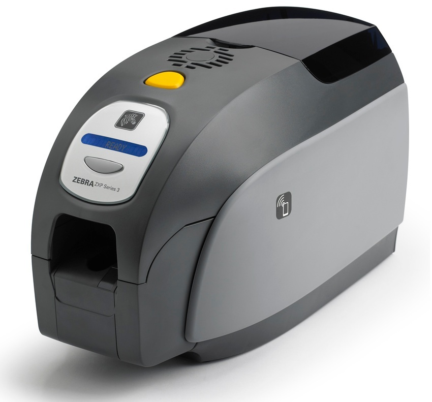 Card printer Zebra ZXP Series 3 – dual side,LAN