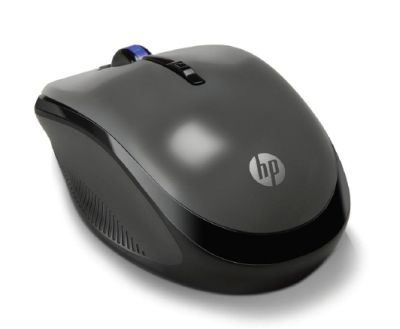 HP Wireless Mouse X3300 - Grey/Silver