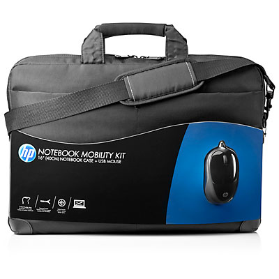 "HP Notebook Mobility Kit - 40 cm (16"")"