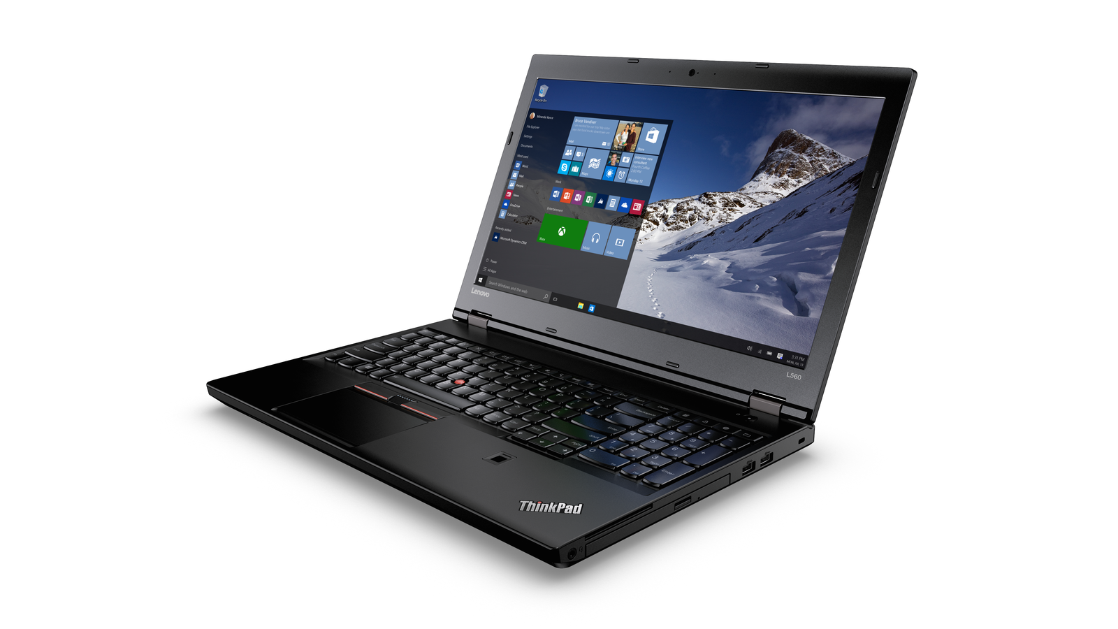 "ThinkPad L560 15.6"" IPS FHD/i7-6600U/8GB/500GB/HD/10 Pro"
