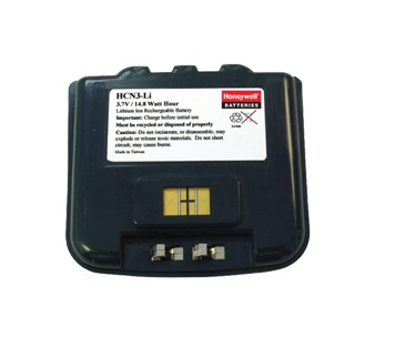 Honeywell Battery pack, CN3/CN4 series Lithium EXT