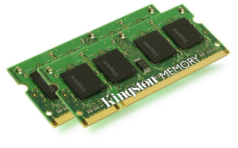 4GB 800MHz DDR2 SO-DIMM kit pro Apple, 2x2GB