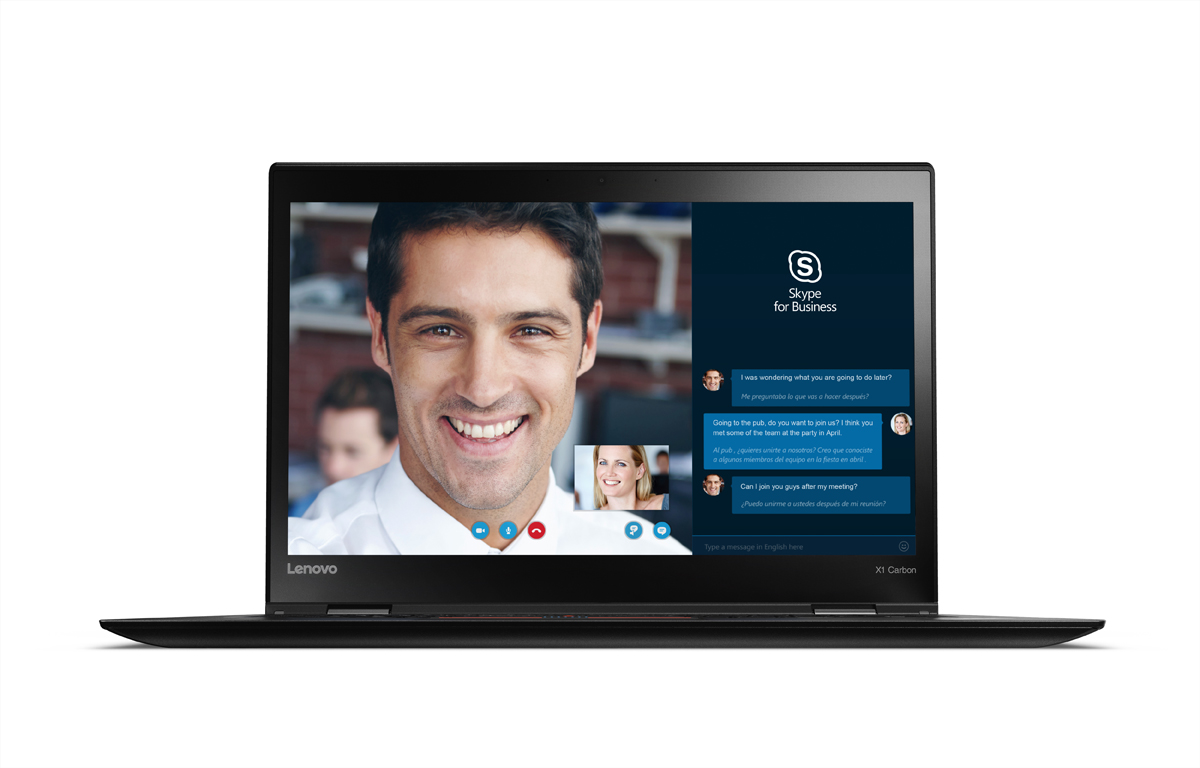 "ThinkPad X1 carbon 4 14"" IPS WQHD/i7-6500U/256GB SSD/8GB/B/F/Win 7 Pro"