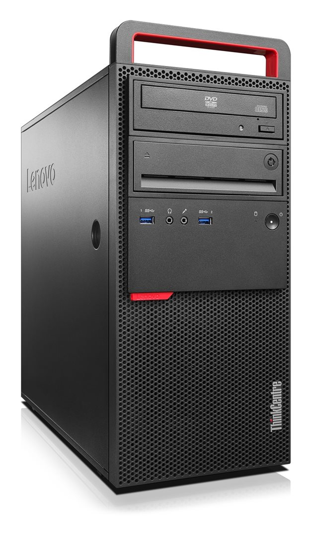 ThinkCentre M900 TWR/i7-6700/256GB SSD/8GB/GT720 2GB/DVD/Win 7 Pro + 1
