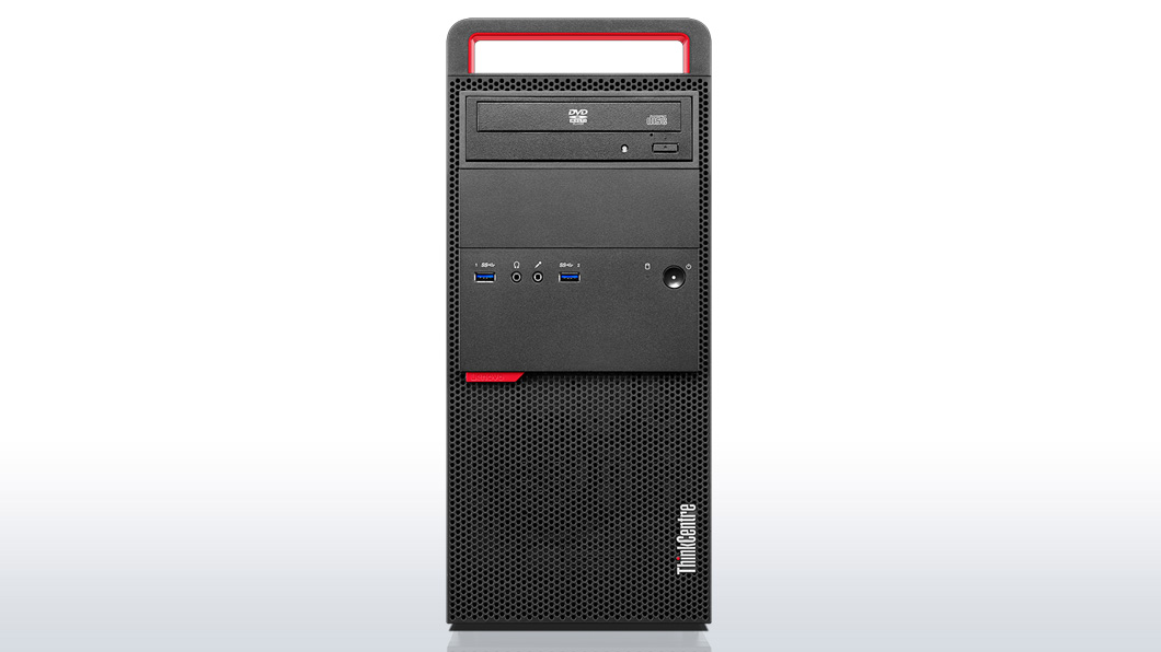 ThinkCentre M800 TWR/i5-6500/1TB/4GB/GT720/DVD/Win 10 Pro