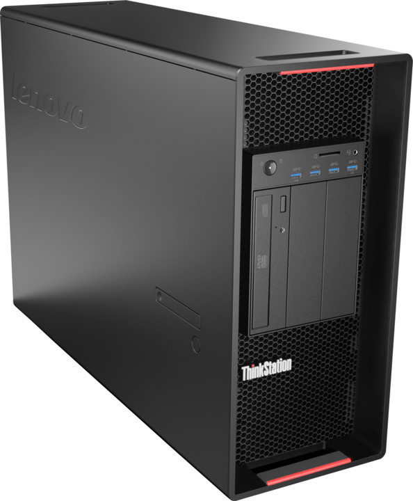 ThinkStation P910 TWR/E5-2650/16GB/512GB SSD/DVD/HD/Win 10 Pro