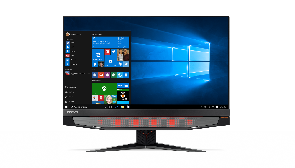 "Lenovo AIO 910 27""/i5-6400/1TB+128SSD/16G/NV8GB/DVD/ Win 10 Home"