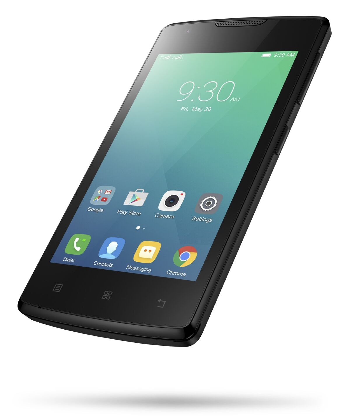 "Lenovo Smartphone A Single SIM/4,0"" TN/800x480/Quad-Core/1,3GHz/512MB/"
